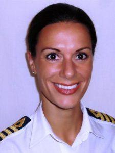 Celebrity Captain Kate
