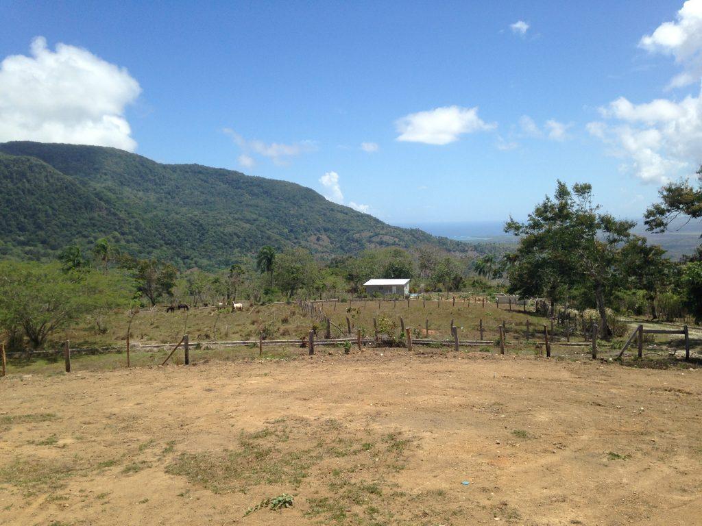Dominican Republic hillside JO photo