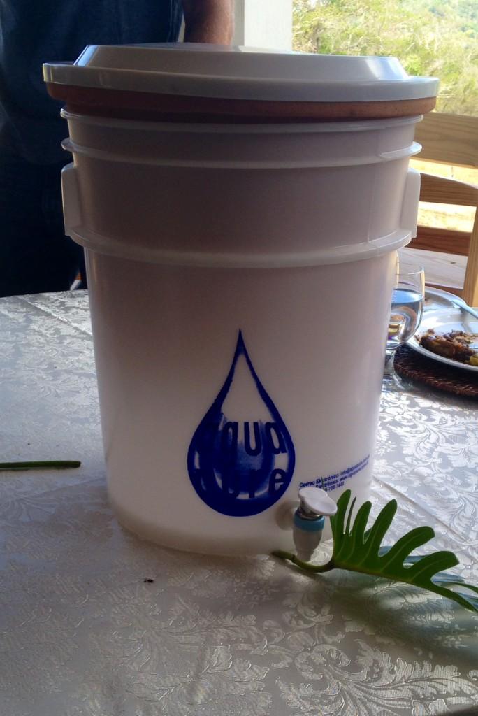 Dominican Republic water filter JOphoto