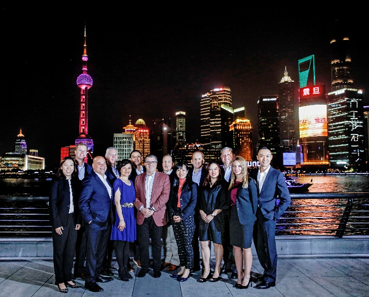 Norwegian Cruise Line has opened a third China office, in Shanghai.