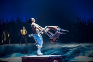 MSC Meraviglia's Cirque du Soleil