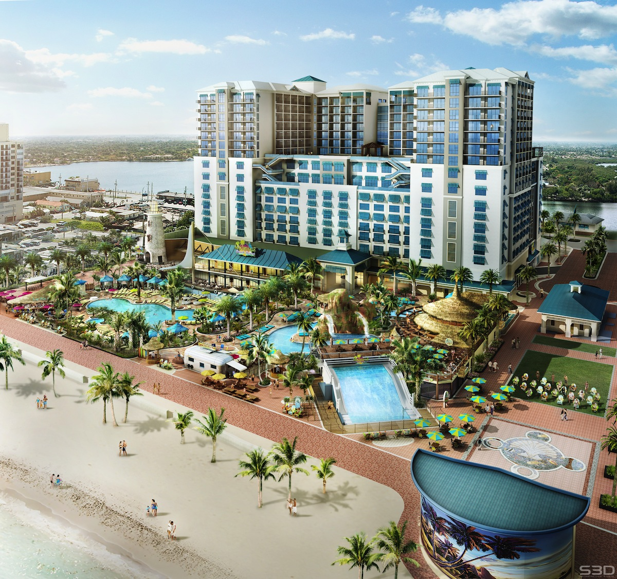 Margaritaville Beach Rendering smaller