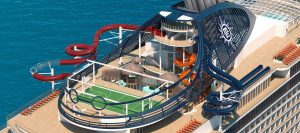 MSC Seaside Interactive Waterpark
