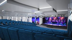 MSC Seaside Teatro