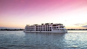 Mekong River Cruise Ship