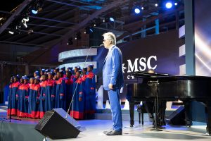 Andrea Bocelli and the Voices of Haiti