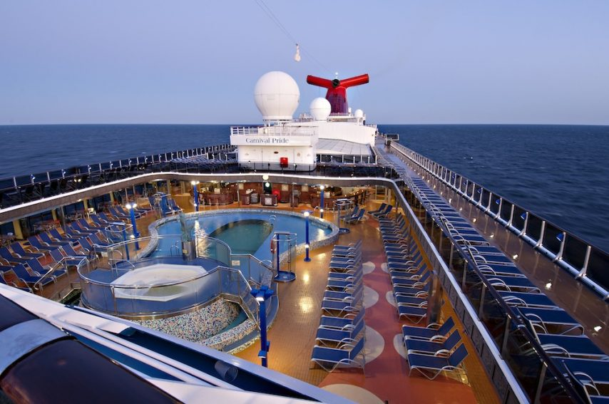 Carnival Pride | Photo: Carnival Cruise Line