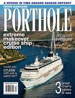 Porthole Cruise Magazine Cover
