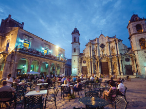 Just Add Land: Cuba
