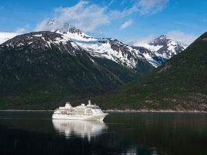 See Alaska in style aboard Silversea Cruises