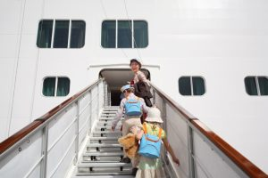 Cruise Ship Priority Check In