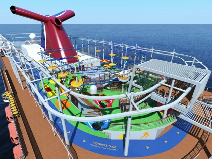 <i>Carnival Vista</i> to debut with first-of-its-kind family features | Cruise News &#8211; May 26, 2015