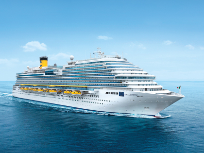 Ship Spotlight: <i>Costa Diadema</i>
