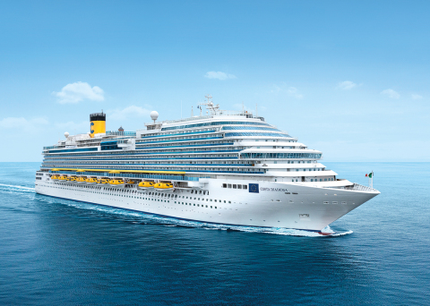 Ship Review - Costa Diadema