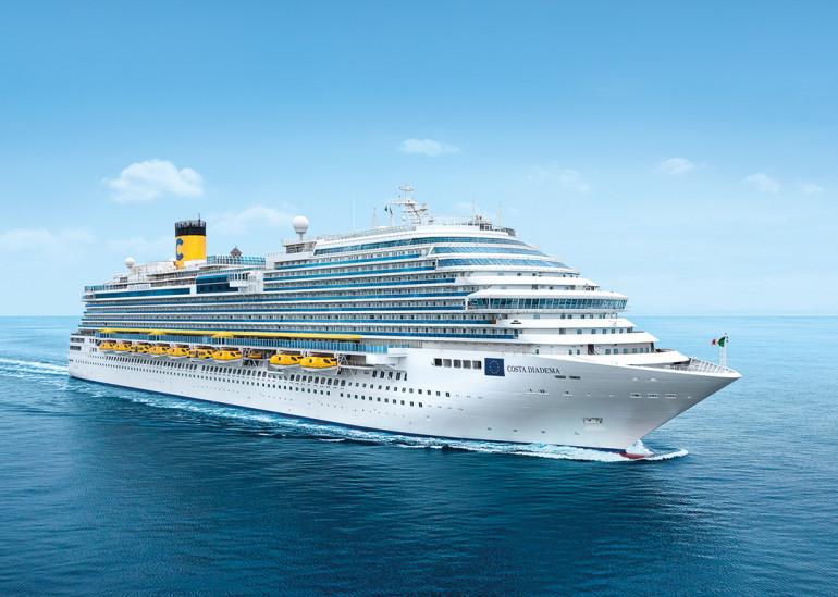 Ship Review - Costa Diadema