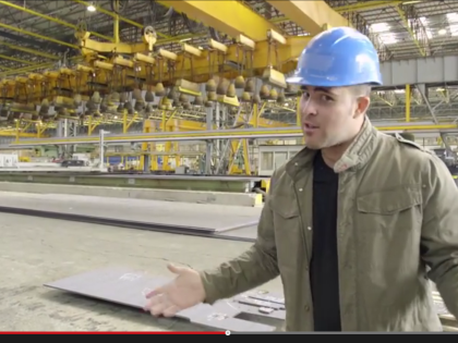 New video series offers fun behind-the-scenes look at <i>Carnival Vista</i> construction | Cruise News &#8211; June 18, 2015