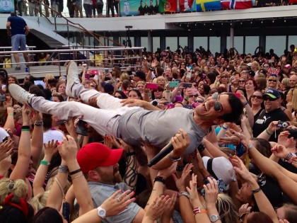 Five Faves: The Best Things About a Music Theme Cruise