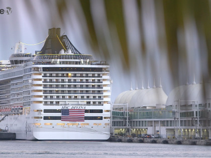 MSC Cruises' SeaSide Salute