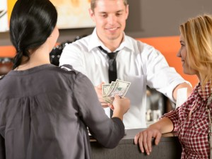 A Little Something Extra – Navigating the etiquette of tipping can be tricky.