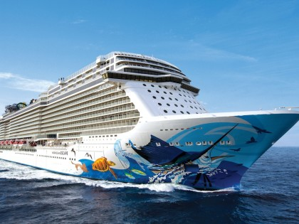 Norwegian Cruise Line to Build Four (Maybe Six) New Ships