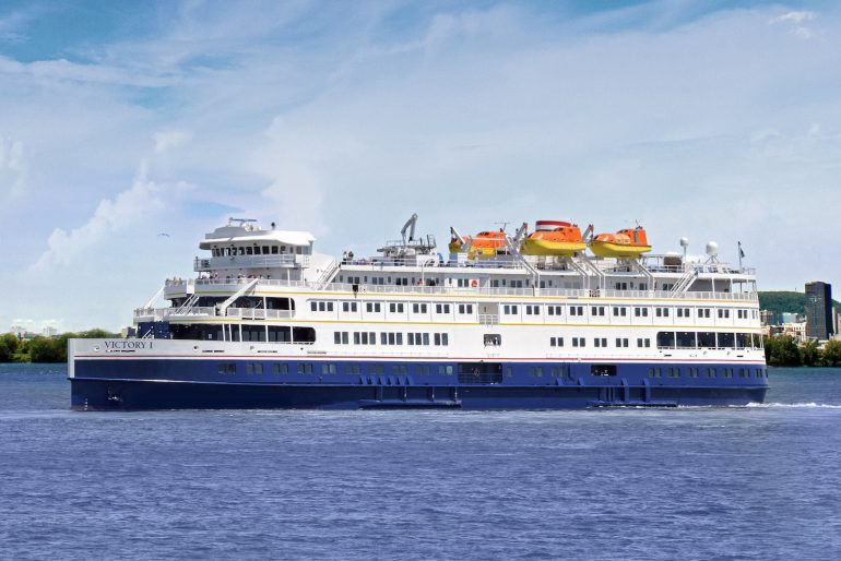 New Cruise Line To Sail Canada And Great Lakes FloridatoCuba - Cruise lines from florida