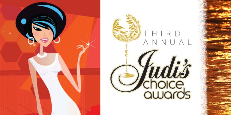 Third Annual Judi's Choice Awards