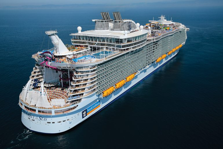 Ship Review Harmony Of The Seas Porthole Cruise Magazine - Harmony cruise