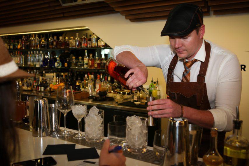 DIAGEO Global Travel's best bartender