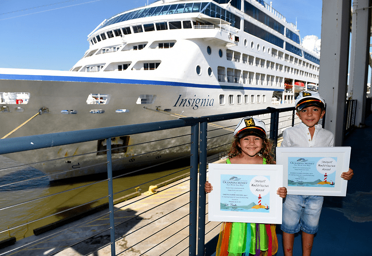 Youngest World Cruisers have visted 36 countries on six continents