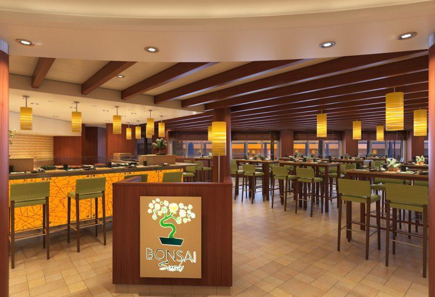 Carnival Horizon to Feature Line's First Teppanyaki Venue