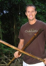 CEO and founder of Cariloha Jeff Pedersen