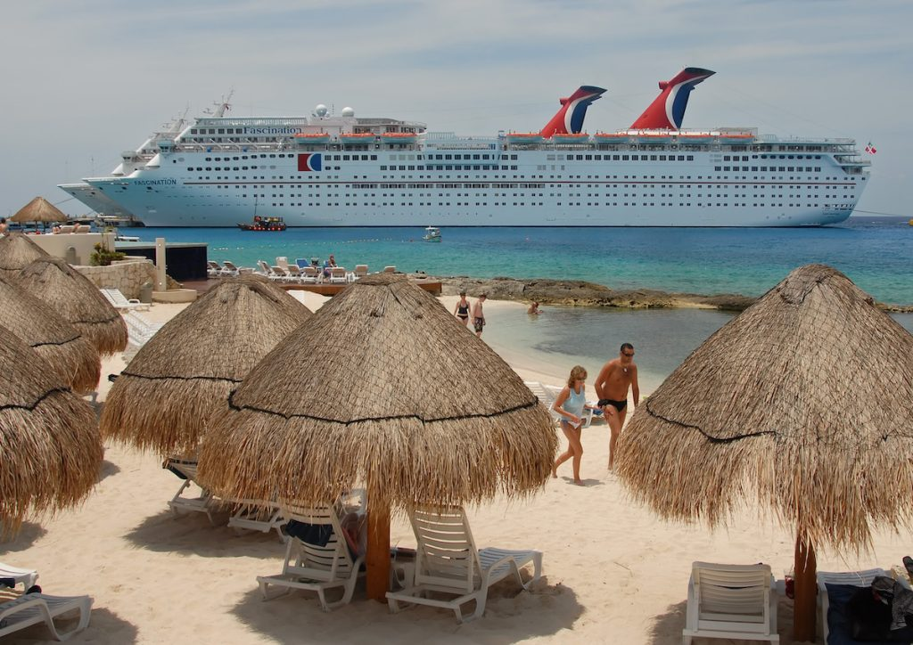 Porthole Cruise News Briefs Dec Porthole Cruise Magazine - Small cruise ships caribbean