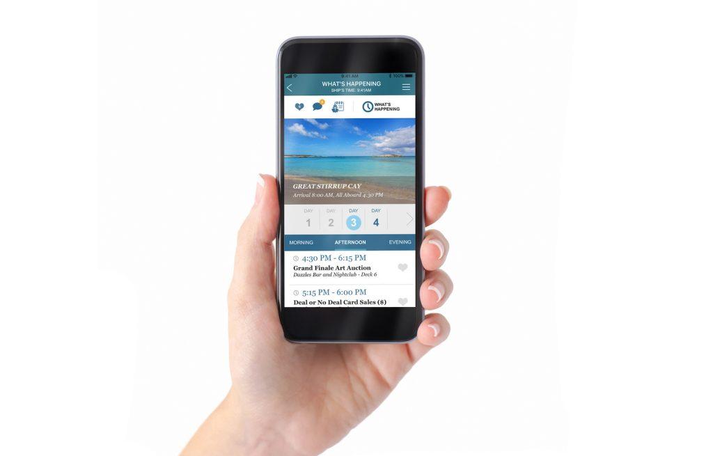 norwegian cruise line introduces all new cruise norwegian app