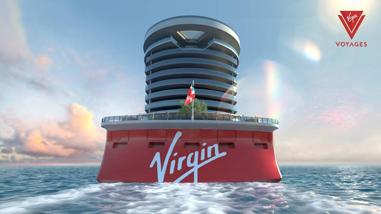 Virgin Voyages aft view