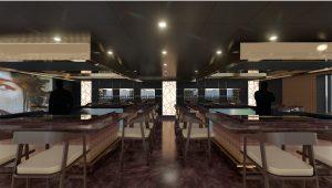 MSC Seaside will feature a new Teppanyaki concept.
