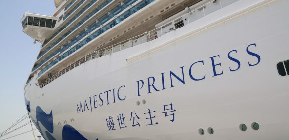 Princess Cruises Successfully Completes First Voyage Back