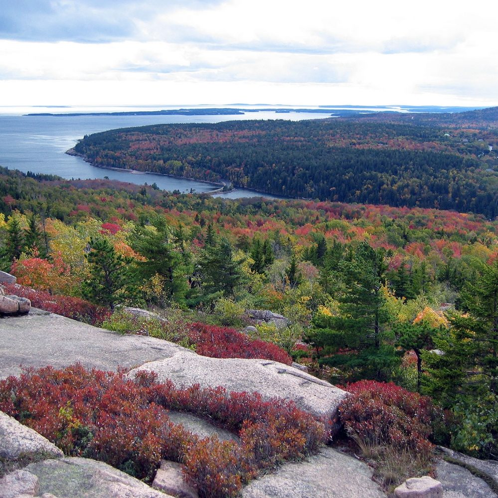 Places To Visit In The Fall On The East Coast: Five Faves: Fall For Foliage