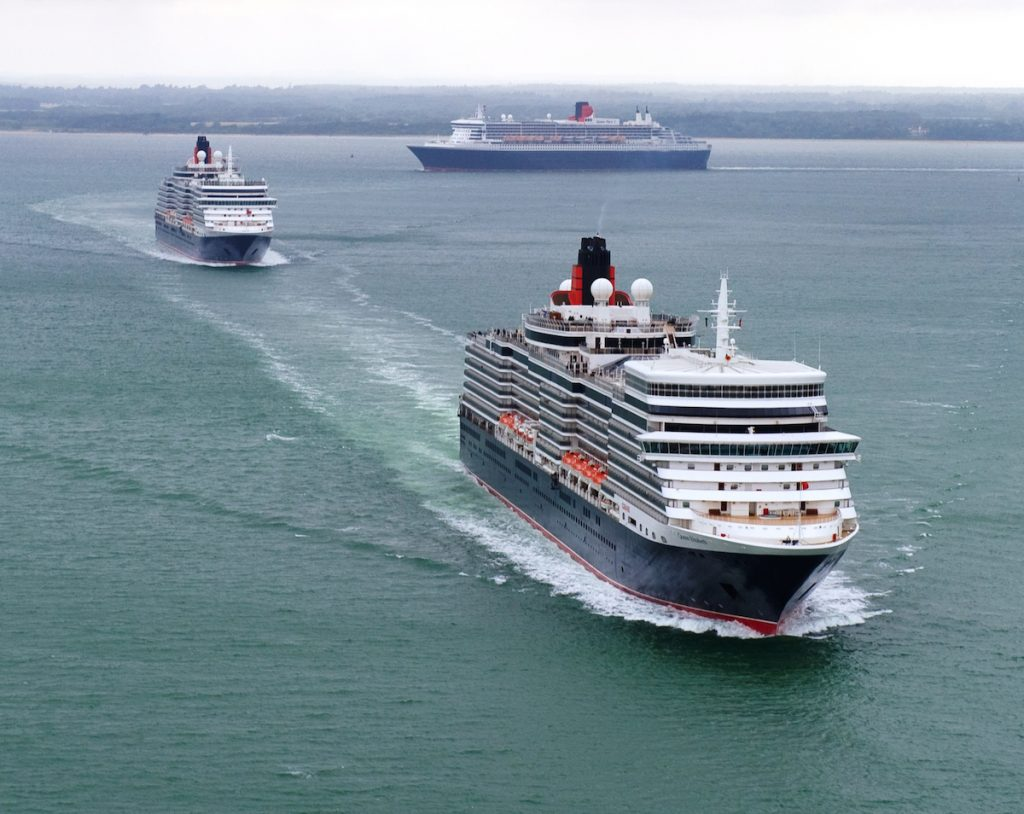 Cunard Login