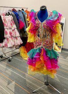 Costumes at Carnival Studios