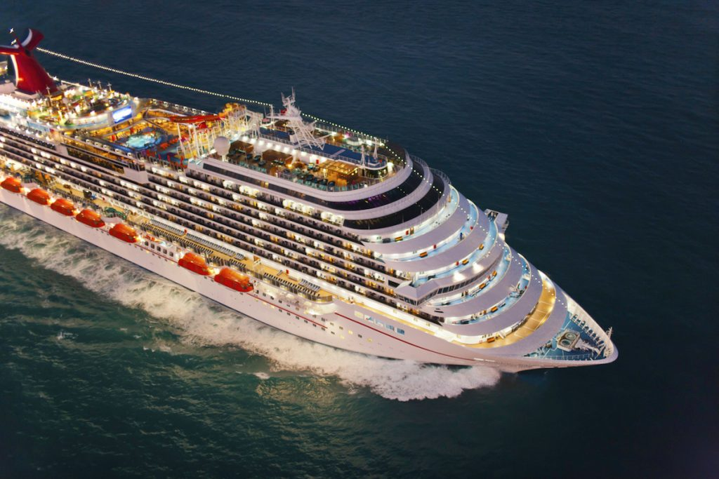 Carnival Magic Gets New Restaurants And Bars Porthole Cruise