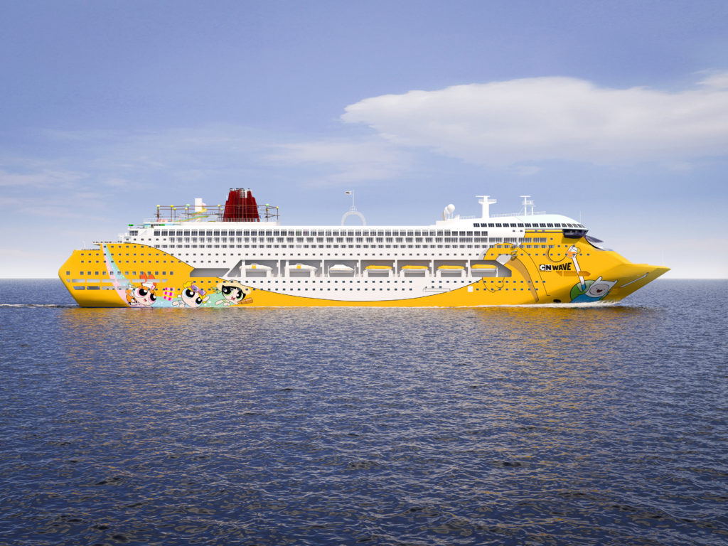 Set Sail On The First Cartoon Network Cruise Ship