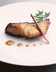 Nobu Black Cod