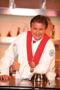 Holland America Line's Master Chef Rudi Sodamin