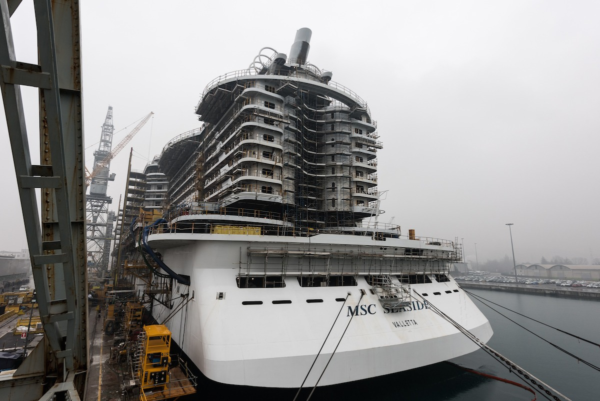 Condo Cruising Msc Seaside Has The Ultimate Rooms With A
