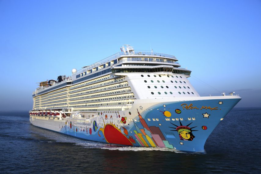 Norwegian Breakaway Homeport