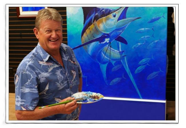 Guy Harvey to Host Conservation Cruise on Norwegian