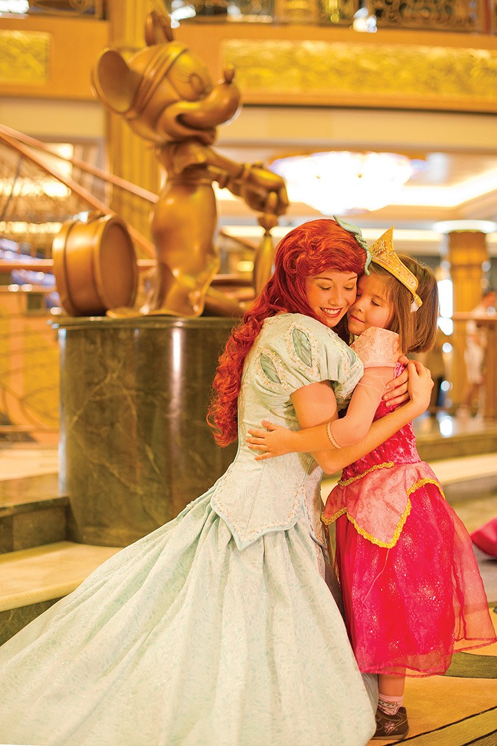 Best Cruise Ship for Kids Disney Cruise Line