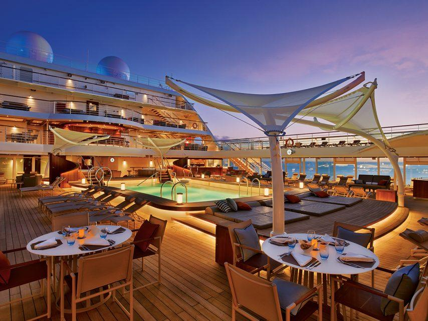 Seabourn Encore Cruise Ship Review