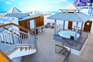 Garden Villas, Norwegian Cruise Line