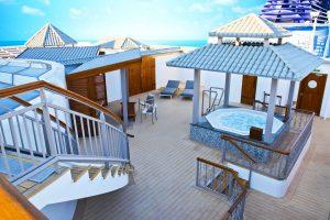 Garden Villas, Norwegian Cruise Line